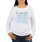 Cinderella Around the World Women's Long Sleeve T-