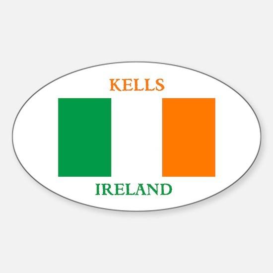 Kells Ireland Decal