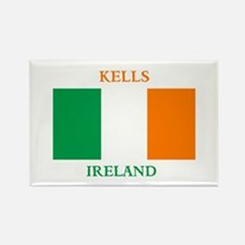 Kells Ireland Rectangle Magnet