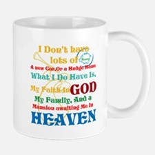 A Mansion In Heaven Mug