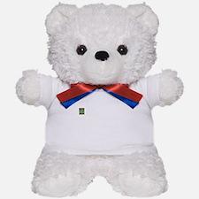 FunnyMazeBookCover Teddy Bear