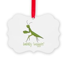 Totally Buggin Ornament