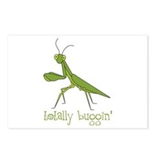 Totally Buggin Postcards (Package of 8)