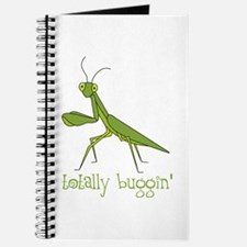 Totally Buggin Journal