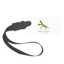 Totally Buggin Luggage Tag