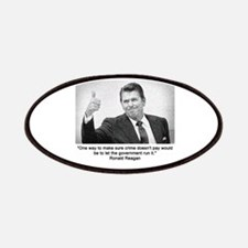 Ronald Reagan Patches