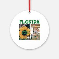 FLORIDA CHARACTER GREETINGS. TWOSTARS. Ornament (R