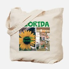 FLORIDA CHARACTER GREETINGS. TWOSTARS. Tote Bag