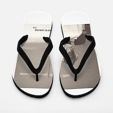 Patti Smith Flip Flops
