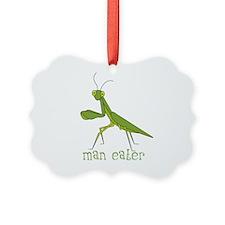 Man Eater Ornament