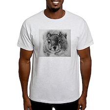 Squrrel Sketch T-Shirt