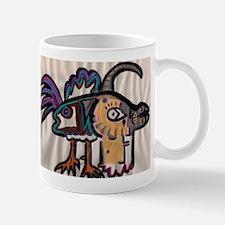 Harlequin Fine and Wrinkly Mug