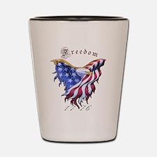 American Freedom, 1776 Shot Glass