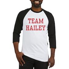 TEAM HAILEY  Baseball Jersey