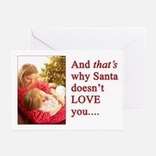 And That's Why Santa Doesn't Love You Cards (10)