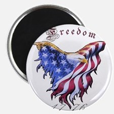 """American Freedom, 1776 2.25"""" Magnet (100 pack"""
