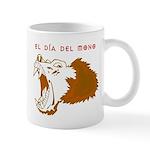 Monkey Day el mono Mug