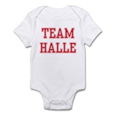 TEAM HALLE  Infant Bodysuit