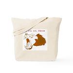 Monkey Day el mono Tote Bag