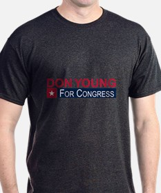 Elect Don Young T-Shirt