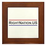 RightNation.US Framed Tile