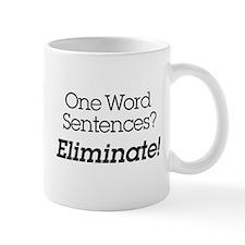 One Word Mug