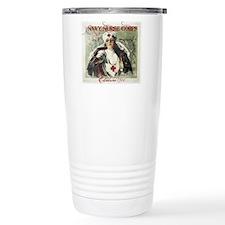 Vintage Navy Nurse Corps 1908 Travel Mug