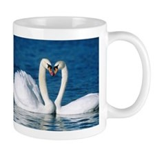 SWANS IN LOVE Mug