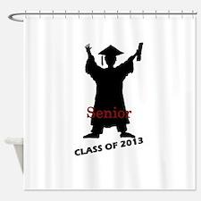 Senior 2013 Shower Curtain
