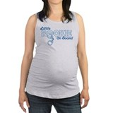 Police baby Maternity Tank Top