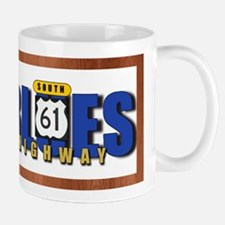 Blues Highway 61 Mug