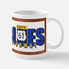 Blues Highway 61 Small Mugs
