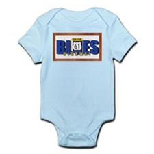 Blues Highway 61 Body Suit