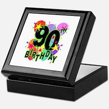 BIRTHDAY 6 Keepsake Box