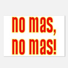 No Mas, No Mas! Postcards (Package of 8)