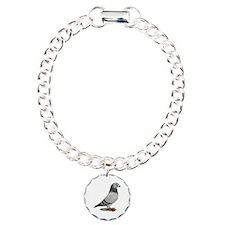 Show Racer Grizzle Pigeon Bracelet