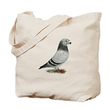 Show Racer Grizzle Pigeon Tote Bag
