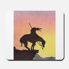 End of the Trail Mousepad