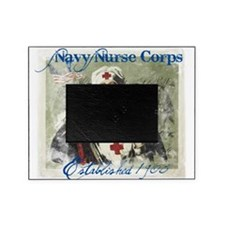 Vintage Navy Nurse Corps 1908 Picture Frame