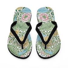 Myrtle Design By William Morris Flip Flops