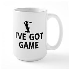 I've got game Cricket designs Mug