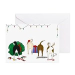 Chihuahua Christmas Greeting Cards (Pk of 10)