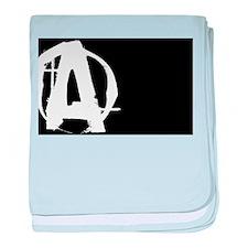 Universale Animal Bodybuilders Shirt baby blanket