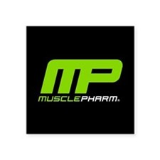 Muscle Pharm Bodybuilding Supplement Sticker