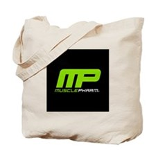 Muscle Pharm Bodybuilding Supplement Tote Bag