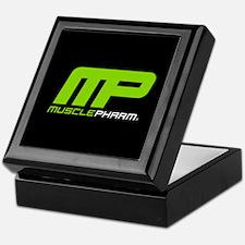Muscle Pharm Bodybuilding Supplement Keepsake Box