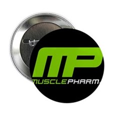 "Muscle Pharm Bodybuilding Supplement 2.25"" Button"