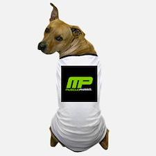 Muscle Pharm Bodybuilding Supplement Dog T-Shirt