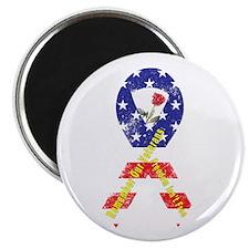 "Remember Our Veterans 2.25"" Magnet (100 pack)"