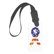 Remember Our Veterans Luggage Tag